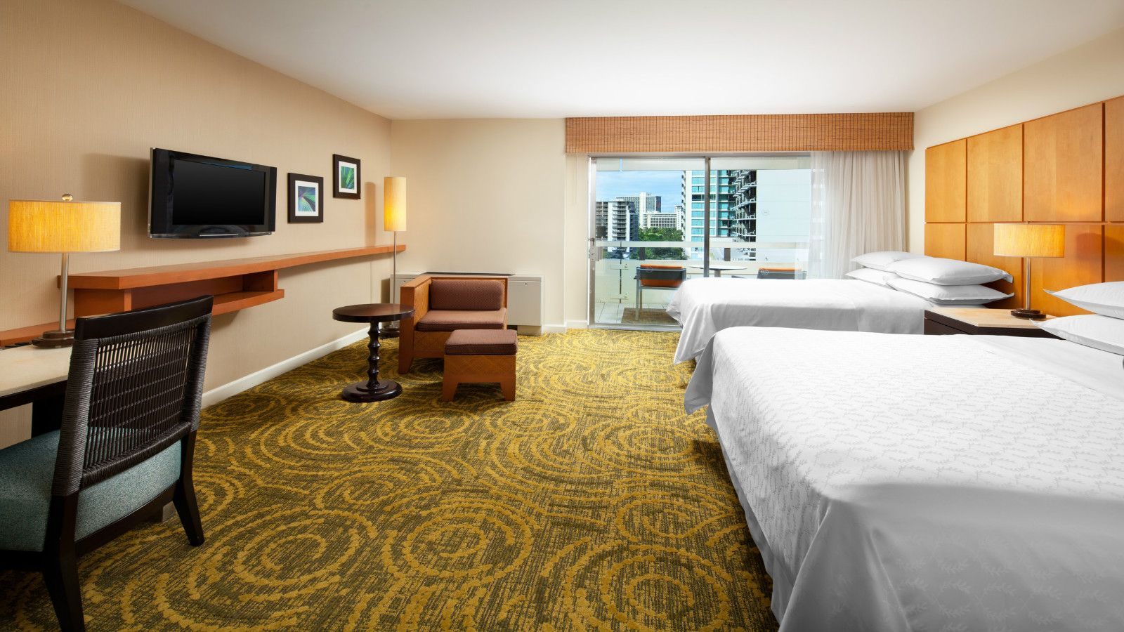 City View Guest Rooms
