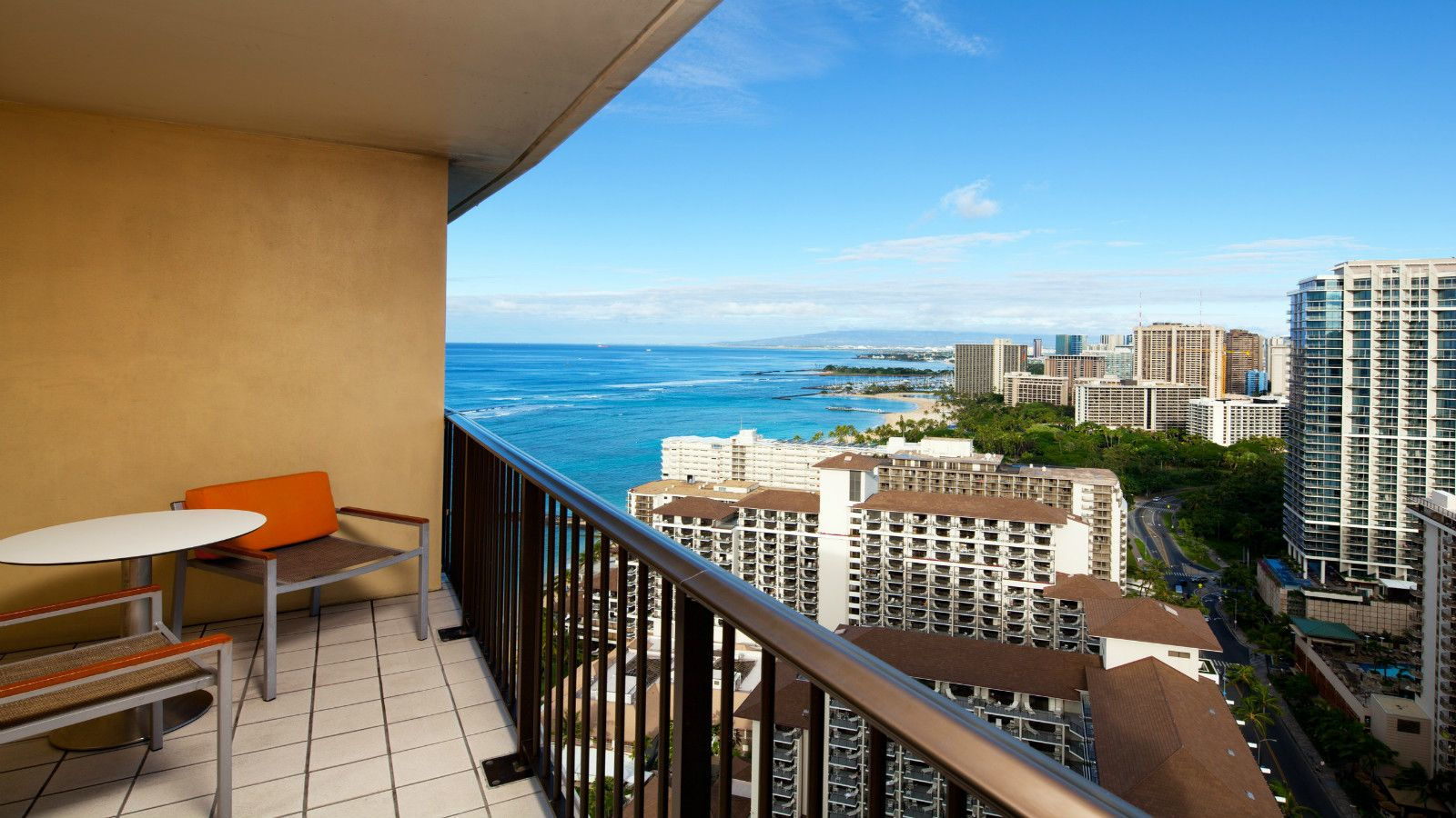 Oahu Hotel Rooms - Ocean View Rooms