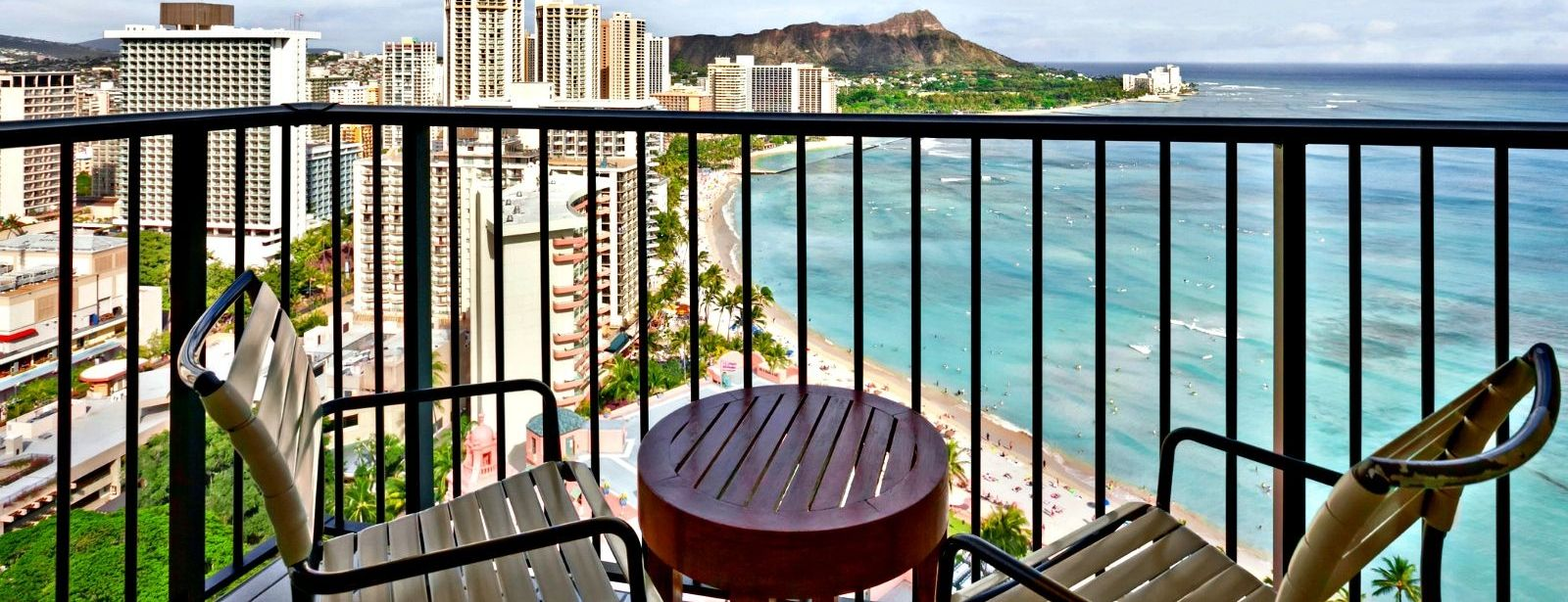 Oahu Hotel Rooms - Luxury Ocean Rooms