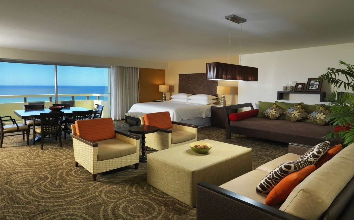 Oahu Hotel Rooms   Ohana Suite Living Room Part 66